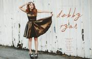 Debby Ryan- Fall 2013 Thrifty Hunter Magazine Photoshoot