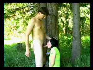 Rape outdoor