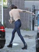 Алиана 'Али' Лохан, фото 196. Ali Aliana 'Ali' Lohan - booty in jeans shopping in Westwood 03/08/12, foto 196