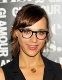 Rashida Jones - Glamour Presents 'These Girls' at Joe's Pub in NYC - Oct 8, 2012