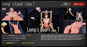 Elite Pain: LOMP`S COURT – CASE 7