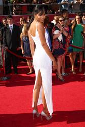 Шанель Иман, фото 533. Chanel Iman - Booty in dress at 2012 ESPY Awards at Nokia Theatre LA Live in LA, 11 July 11, foto 533