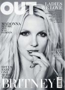 Britney Spears Sexy et Fesses à l'air pour Out Magazine