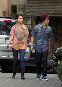 th 55644 Selena19 123 3lo Selena Gomez   at a restaurant in Hollywood 01/10/2012