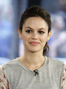 Rachel Bilson - at The Today Show in New York 10/02/12