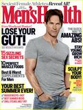 Stephen Moyer Men's Health July August 2011