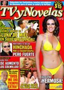 Luz Elena González Revista TVyNovelas 2007