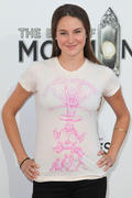 Shailene Woodley - The Book of Mormon Opening Night in Los Angeles 09/12/12