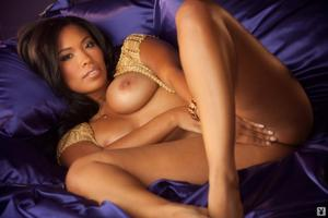 Leola Bell Gets Ready For Bed