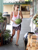 Ali Larter | Shopping @ Whole Foods in LA | August 12 | 24 leggy pics